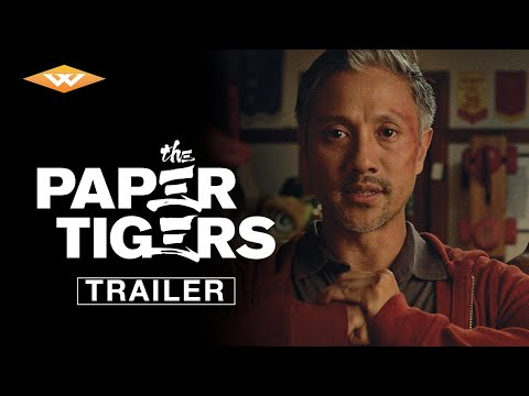 THE PAPER TIGERS (2021) Official Trailer | Martial Arts Comedy