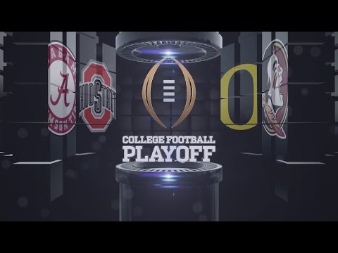 College Football Playoff Show: Final Rankings | CampusInsiders
