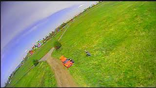 Ldarc Tiny Wing 450x v2 + Caddx Ratel fpv cam