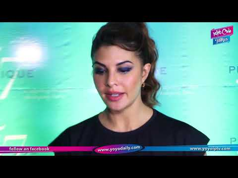Bollywood Jacqueline Fernandez At 1st Makeup Master Class By The Body Shop | YOYO Cine Talkies