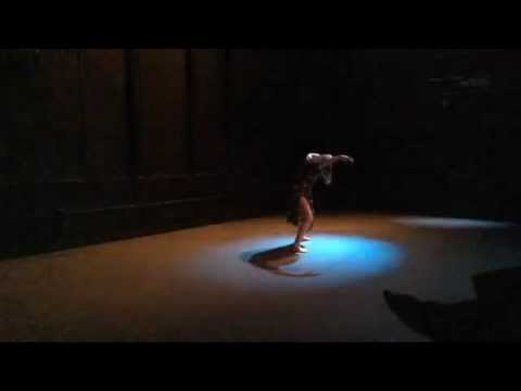this solo -Shadow/Flicker- is choreographed by Lauren Baines and adapted by myself.