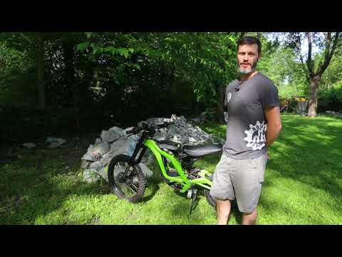 Sur Ron Bee Electric Motorcycle Professional Review- 5 months