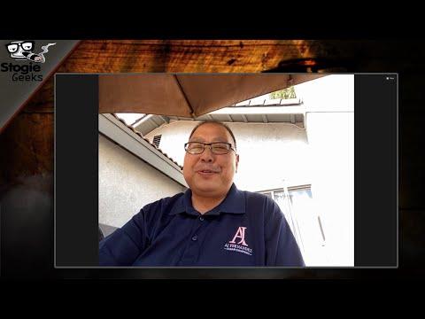 Tim Wong, A.J. Fernandez Cigars & Pier 28 Cigars - SG #340