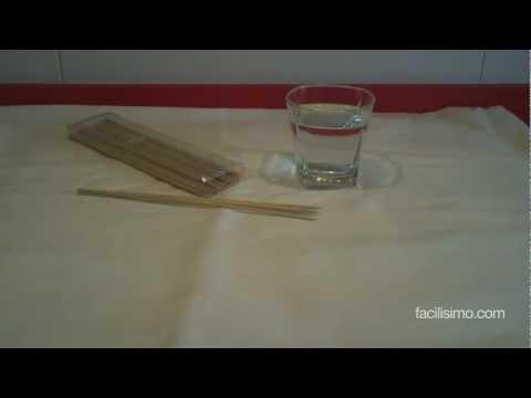 Truco para los palos de las brochetas | facilisimo.com