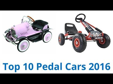 10 Best Pedal Cars 2016