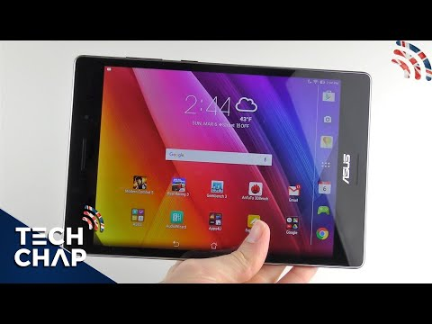 ASUS ZenPad S 8.0 REVIEW | 8-inch Android Tablet