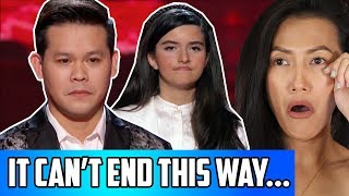 AGT Champions Top 5 Results Reaction   Marcelito, Angelina Jordan... America's Got Talent Failed Us