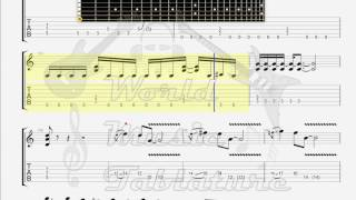Evergrey   Solitude Within live GUITAR TAB