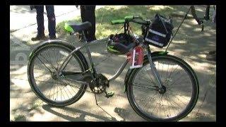 Велосипед ветерану