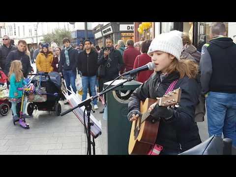 Zayn dusk Till Dawn cover by Allie Sherlock (видео)