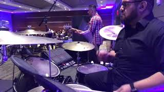"Video thumbnail of ""Grupo Amor Eterno - Un Pacto Con Dios (Live) | DRUM CAM"""