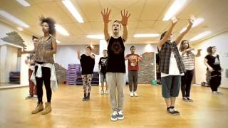 Ace Hood - Free My Niggas | Dance TUTORIAL | BeStreet