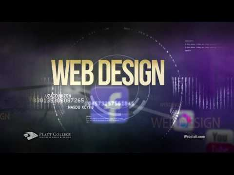 Platt College San Diego - Web Design 15 Second Commercial