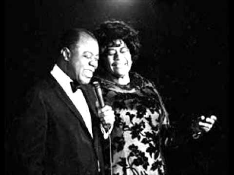 "~ ELLA FITZGERALD AND LOUIS ARMSTRONG ~ ""They Can`t Take That Away From Me"" - Scout4Me1"