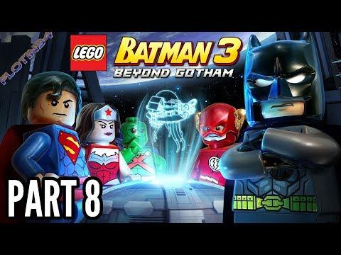 Lego Batman 3 - Beyond Gotham #8   EVROPA POD PALBOU