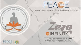 ZERO = INFINITY Event Teaser | 18th Feb, 2018 | PEACE Program, DJJS