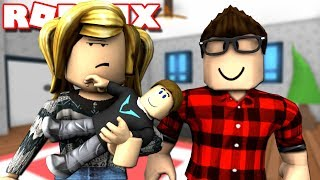 ANNOYING BABY in ROBLOX!