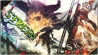 ПРОБЛЕМА С УПРАВИТЕЛЕМ - TES V: Skyrim Legendary Edition mods [ВЕЧЕРНИЙ STREAM]