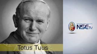 Una santa diminuta - TOTUS TUUS