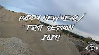First session of the year! First career! (feat Groot FPV)
