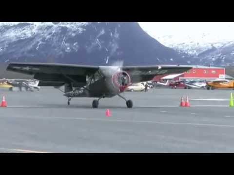 STOL Competition - May Day Fly In High Lights and Crashes