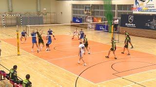 Finały 25. Amatorskiej Ligi Siatkówki w Kozienicach (21.11.2020)