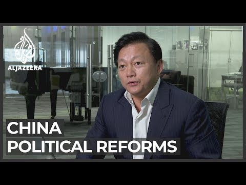 Hong Kong's reforms 'eliminate' political opposition in China