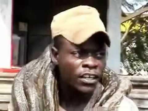 Snakeman in Bamenda