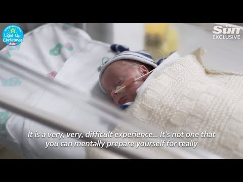 A day on the neonatal intensive care unit at Bradford Royal Infirmary