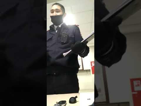 Полицейский беЗпредел, ОМВД ЛЮБЛИНО по адресу : Москва, ул. Люблинская 59