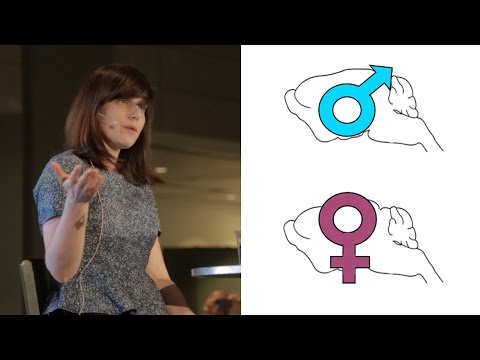 How The Brain Shows Its Feminine Side - AMNH SciCafe Mp3