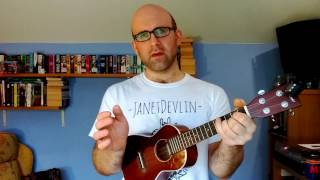 Creatures Of The Night - Janet Devlin cover