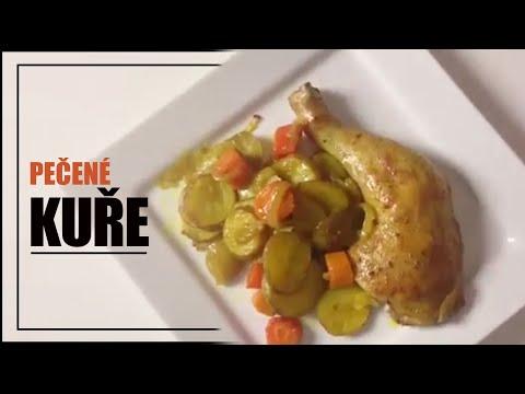 Pečené kuře s kari - rychlé videorecepty