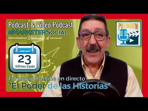EL PODER DE LAS HISTORIAS: Taller Formativo online en Directo 23/01/2020 a las 18:00 h - YouTube