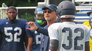 Pace Football to Start 2018 at Millersville Thursday Night