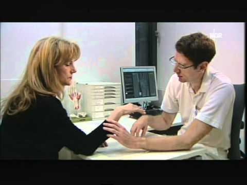 Volksmedizin Behandlung Halswirbel von Kneifen