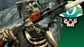 [Vinesauce] Joel   Sexy Skeleton Quest ( Crazy Skyrim Mods )