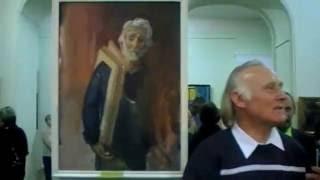 20 февраля 2009 г..Егор Толкунов.. г. Херсон. Выставка работ