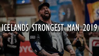 WORLD RECORD | 9x Icelands Strongest Man