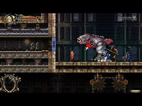 Castlevania Harmony of Despair now playable on xbox one
