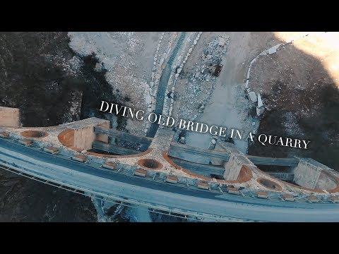 diving-old-bridge-in-a-quarry--fpv-freestyle