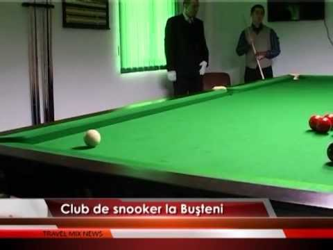 Club de snooker la Buşteni