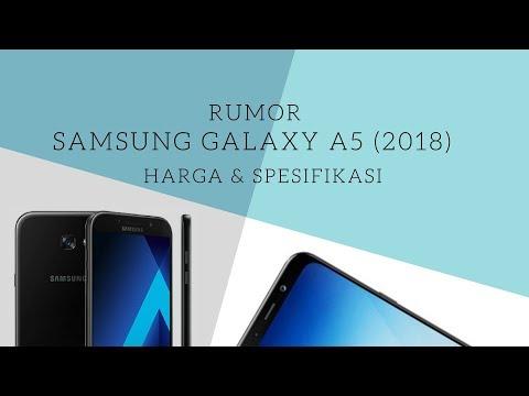 Samsung Galaxy A5 2018 Rumor Harga Spesifikasi Indonesia Unbox