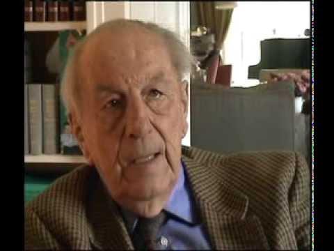 Bernd Freytag von Loringhoven - Hitler's bunker witness (Part I)