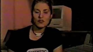 Fernanda Abreu - Video show Da lata