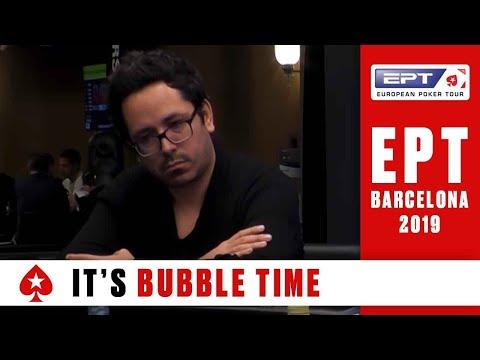 EPT Barcelona 2019 – Main Event – Episode 2
