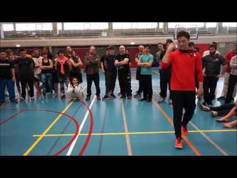 Tiger step - DK Yoo