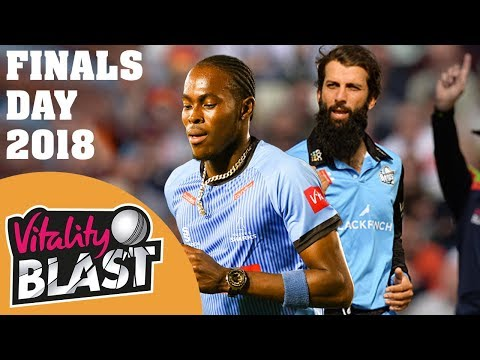 T20 FINALS Day Flashback - Match Highlights   Vitality Blast 2018