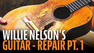 Repairing Willie Nelson