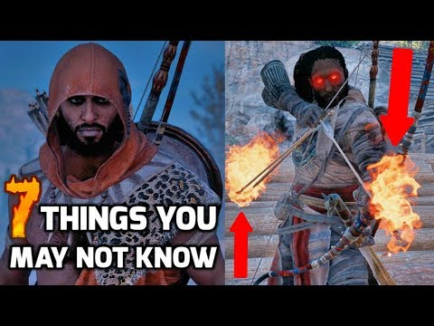 7 Amazing Things I Wish I Knew In Assassin's Creed Origins (Tips And Tricks) Mp3